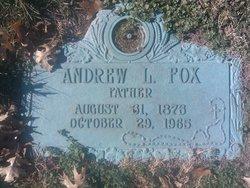 Andrew Lawrence Fox, Sr