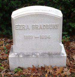 Ezra Bradbury