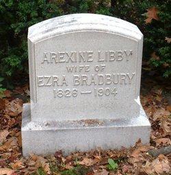 Arexine Libby Bradbury