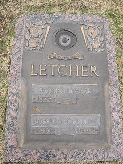 Bobbie Jacquelin Letcher