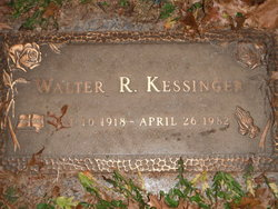 Walter R Kessinger