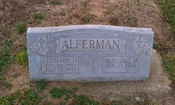 Leonard H Alferman