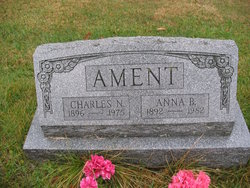 Anna B. <i>Stahl</i> Ament