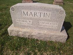 Solomon W. Martin