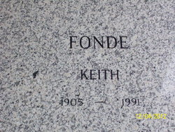 Keith Fonde