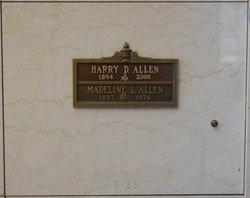 Madeline L. Allen