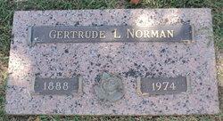 Gertrude L. Norman