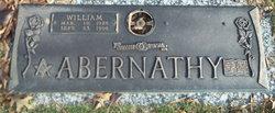 William Bill Abernathy