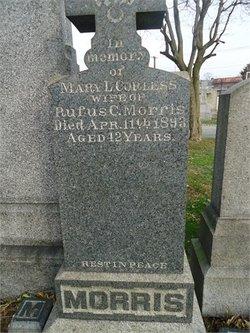Mary A. <i>Corless</i> Morris
