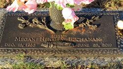 Megan Lynne Sissy <i>Hensley</i> Buchanan