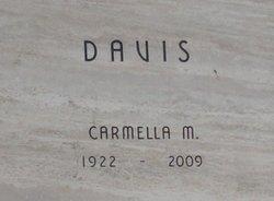 Carmella M Davis