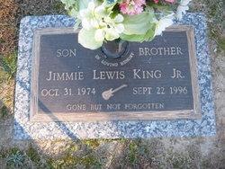 Jimmie Lewis King, Jr