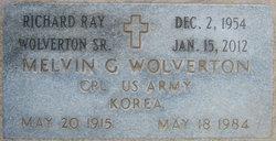 Melvin Garland Curley Wolverton