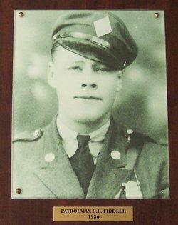 Clarence Legette Buck Fidler