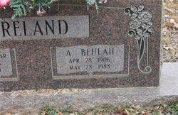 A Beulah Breland
