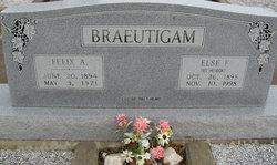 Elsie Francis <i>Herbort</i> Braeutigam
