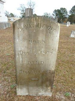 Thomas Miller Rowzee