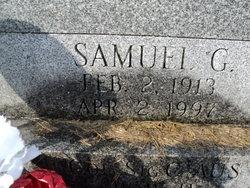 Samuel G Ashdown
