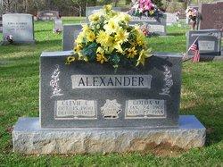 Clevie Carter Alexander