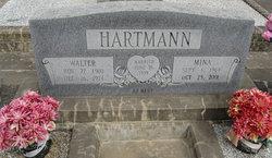 Minnie Elsie <i>Ahrens</i> Hartmann