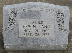 Erwin Lang
