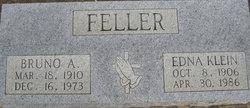 Edna Mary <i>Klein</i> Feller