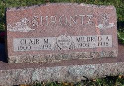 Clair Merrit Shrontz