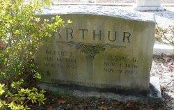 Amanda Elizabeth <i>Hatsell</i> Arthur