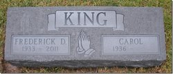 Frederick 'Fred' Jerry King, Jr