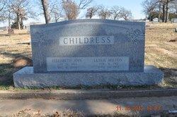 Leslie Milton Childress
