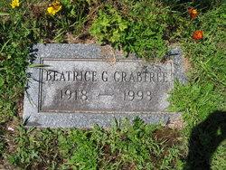 Beatrice Gertrude <i>Hayden</i> Crabtree