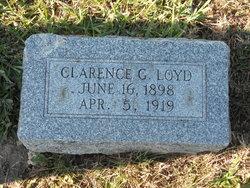 Clarence Garrett Loyd
