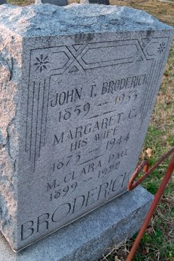 John T Broderick