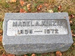 Mabel Adeline <i>Woodard</i> Kinzie