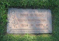 Inez <i>Mahar</i> Ward