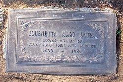 Louenetta Mary <i>Fenstermacher</i> Dutra