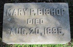 Mary <i>Pennington</i> Bishop