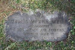James Merrill Webb