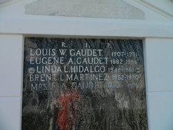 Augusta Henriette <i>LeFort</i> Gaudet