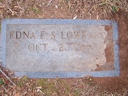 Edna Earle <i>Smart</i> Lowrance