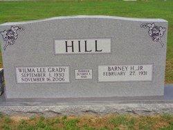Barney Howard Hill, Jr