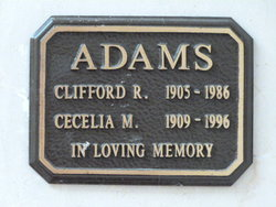Clifford Raymond Adams