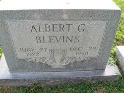 Albert G Blevins