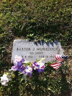 Baxter J. Morelock