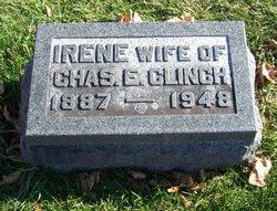 Irene Elizabeth <i>Wasson</i> Clinch