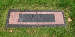 Ina Maude Maudie <i>Adams</i> Ketcham