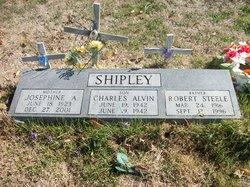 Infant Charles Alvin Shipley