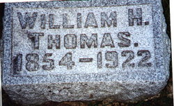 William Henry Thomas