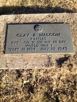 Clay Branson Malcom