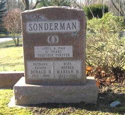Marian Sonderman